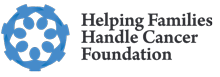 Logo of the Helping Families Handle Cancer Foundation