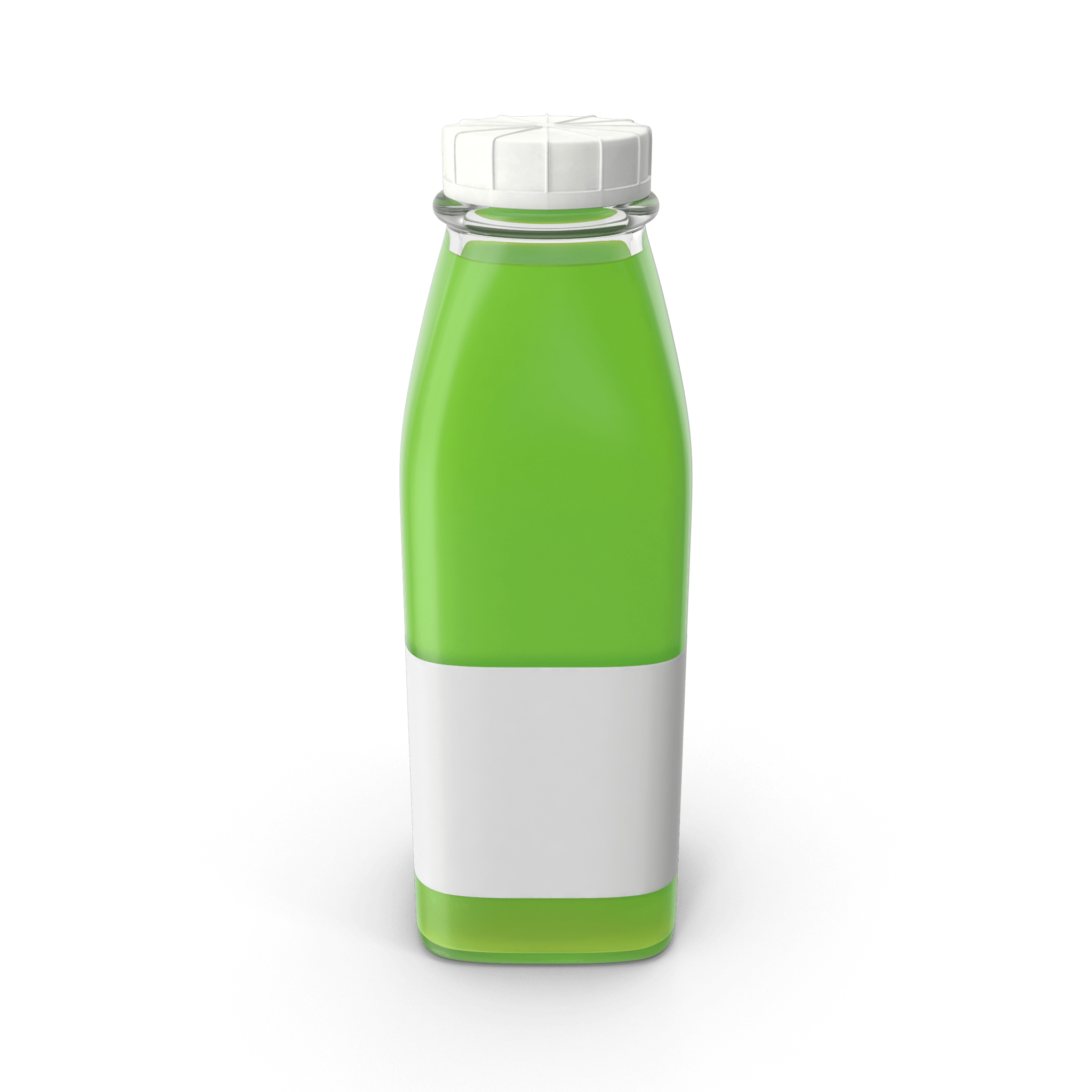 Juice Bottle Mockup Green.G01.2k-min